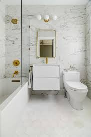Simple bathroom designs can be the right solution for any bathroom sizes you have. 75 Beautiful Small Bathroom Pictures Ideas June 2021 Houzz