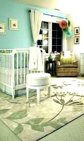 baby room area rug rugs chic fl on nursery floor south girl for chi