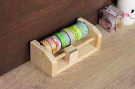 diy multiple roll tape dispenser