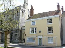 House Where Jane Austen Died Jane Austen spent the last few weeks of her  life in this house, and died on 18th July…   Jane austen, Jane austen  inspired, Jane austin