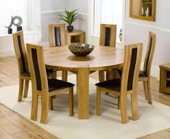 beautiful design for oak dinning table ideas dining room table modern round dining table for 8 decor ideas