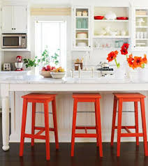 Red country kitchen decorating ideas Hood Paneling And Flooring Midwest Living 10 Country Kitchen Decorating Ideas Midwest Living