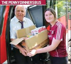 THE PENNY DINNERS BUS - PressReader