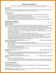 12 Human Resource Resume Sample Action Words List
