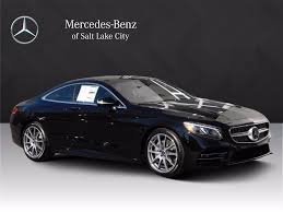 The 2020 model year brings improved dynamics, new tech, and a bit of fresh styling to the gt lineup, which received a facelift and gained the roadster body style and gt c variant in 2016. New 2020 Mercedes Benz S Class S 560 Coupe In Salt Lake City 1m0152 Mercedes Benz Of Salt Lake City