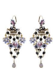 vintage chandelier earrings 93614