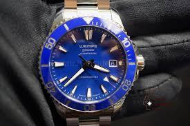 15 wempe zeitmeister men´s automatic diver´s watch watch insider com 15 wempe zeitmeister men´s automatic diver´s watch