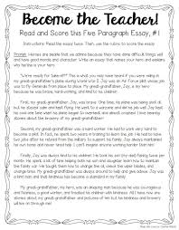 the teacher essay tips for teaching grading five paragraph essays tips for teaching grading five paragraph essays the tpt blog