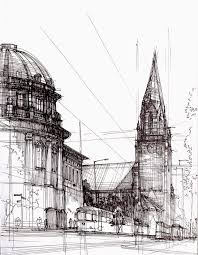 architectural buildings sketches. Beautiful Buildings Architectural Buildings Sketches Inside