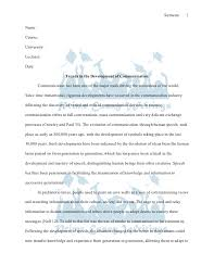 communications essay co communications essay
