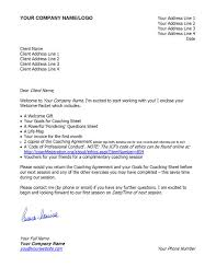 email writing template professional welcome letter sample template coaching tools from the coaching