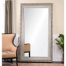 35 Most Divine Cheap Standing Mirror Large Floor White Length Framed