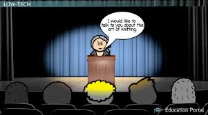 visual aids in public speaking importance purpose and audience types of visual aids used in public speaking