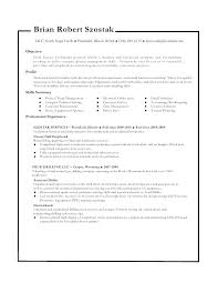 Self Employed Resume Self Employed Resume Resume For Self Employed