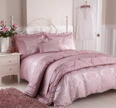 dusty pink duvet cover