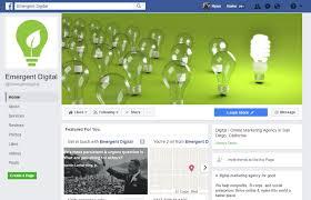 facebook facebook business page