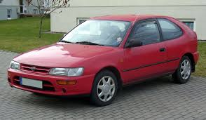 1993 Toyota Corolla compact (e10) – pictures, information and ...