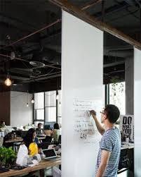 modern design office. modern office ignores stereotypes in favor of an original design