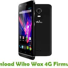 Download Wiko Wax 4G Firmware - Stock ...