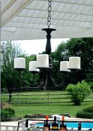 garden candle chandelier outdoor fashionable home depot chandeliers uk