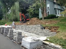 Small Picture Concrete Block Retaining Wall bookpeddlerus