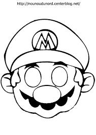Super Mario Bros 165 Jeux Vid Os Coloriages Imprimer
