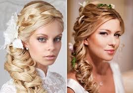 Svadobné účesy Pre Dlhé Krátke A Stredné Vlasy Fotografický