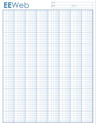 Best Photos Of Engineering Grid Paper Template Printable