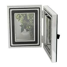 2x3 double frame silver vera for wedgwood with love folding frameamara pertaining to creativepicture frames with love folding frame