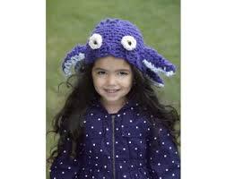 Crochet Octopus Hat Pattern Simple Octopus Hat Pattern Crochet Lion Brand Yarn