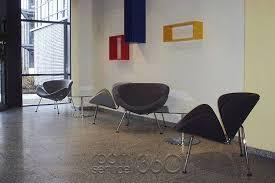orange slice chair by artifort