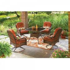 rocking chairs better homes and gardens azalea ridge piece patio dining set from garden outdoor furniture sourcetv of porch rocking chair