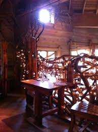 The Incredible Treehouse At Alnwick Garden Northumberland Outside The Treehouse Alnwick