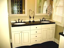 Modern White Wall Menards Vanity And Cabinet Combo That Can Be Decor With  Warm Lighting Can Bathroom