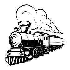 蒸気機関車 イラスト素材 Istock