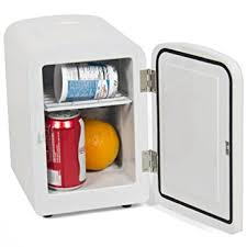 office mini refrigerator. Portable Mini Fridge Cooler And Warmer Auto Car Boat Home Office Ac \u0026 Dc White Refrigerator I