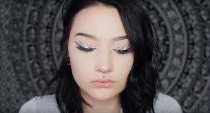 colorful fl eyeliner is insram s biggest spring beauty trend allure