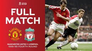Via espn.com, the game will be played at a later date. Live Full Match Manchester United V Liverpool Fa Cup Fourth Round 1998 99 Youtube