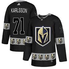 William Jerseys Karlsson Fanatics From - Jersey Authentic Knights Branded Shop Adidas Premier Golden