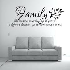 outstanding best family wall sayings ideas on with regard to art modern for home decal impressive sticker kitchen li