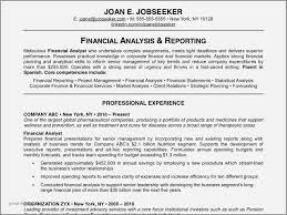 Accounting Resume Examples 2014 New Sample Of Best Resumes Ukranochi