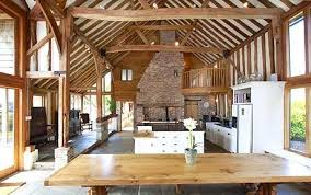 A Reason why you Shouldn't Demolish Your Old Barn Just Yet | Barn, Barn  conversion interiors and Converted barn