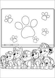 Paw Control Kleurplaat Kids Coloring Pages Kleurplaten Kleuren