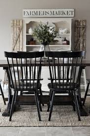 Dining Room Kitchen 17 Best Ideas About Black Dining Room Table On Pinterest Black