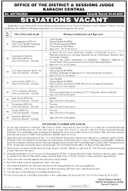 Session Court Jobs