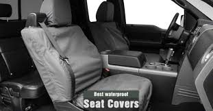 best waterproof seat covers for car