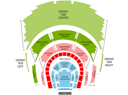 Winspear Opera House Seating Chart Dallas Opera Tickets At Winspear Opera House On May 2 2020 At 7 30 Pm