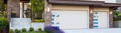 model 9605 steel garage door contemporary custom paint