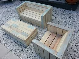 outdoor pallet wood. Pallet Outdoor Furniture Idea Wood