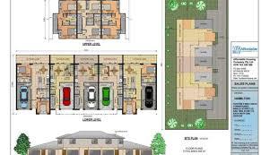 Storey Townhouse Designs Joy Studio Design Best